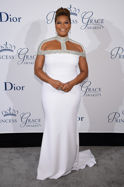 Queen Latifah attends the 2016 Princess Grace Awards Gala with presenting sponsor Christian Dior Couture at Cipriani 25 Broadway on October 24, 2016 in New York City.