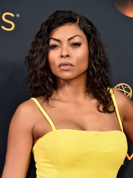 Actress Taraji P. Henson attends the 68th Annual Primetime Emmy Awards at Microsoft Theater on September 18, 2016 in Los Angeles, California.