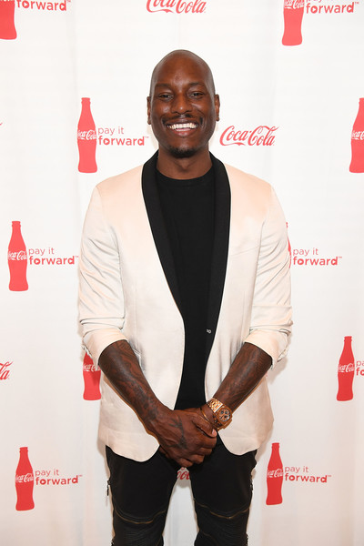 Singer/actor Tyrese Gibson attends Coca-Cola Pay It Forward Academy Keynote Session And Scholarship Program at Intercontinental Buckhead on July 24, 2016 in Atlanta, Georgia.