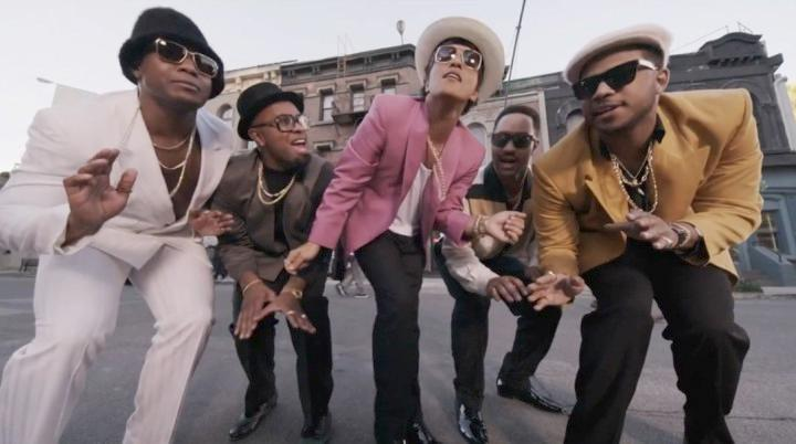 Uptown funk was influenced by early 1980s minneapolis electro funk