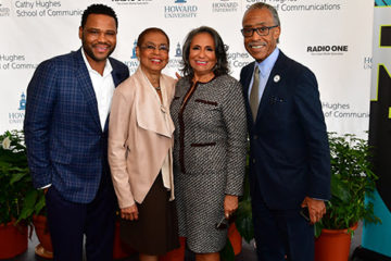 cathy hughes, howard university, radio one