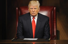ALL-STAR CELEBRITY APPRENTICE -- Live Finale -- Pictured: Donald Trump -- (Photo by: Virginia Sherwood/NBC/NBCU Photo Bank via Getty Images)