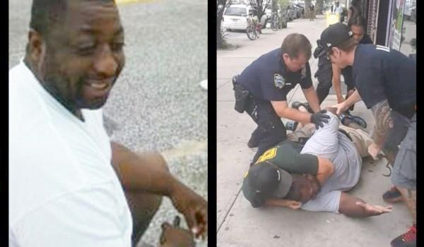 Justice Dept. to Charge Cop in Death of Eric Garner