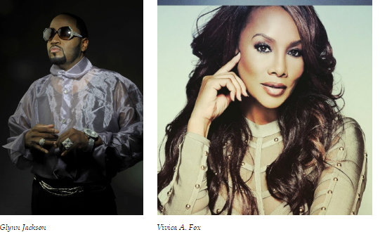 vivica fox, battle of the sexes hairshow and concert