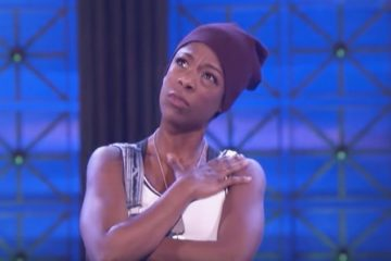 "Samira Wiley on ""Lip Sync Battle"" (Spike TV)"