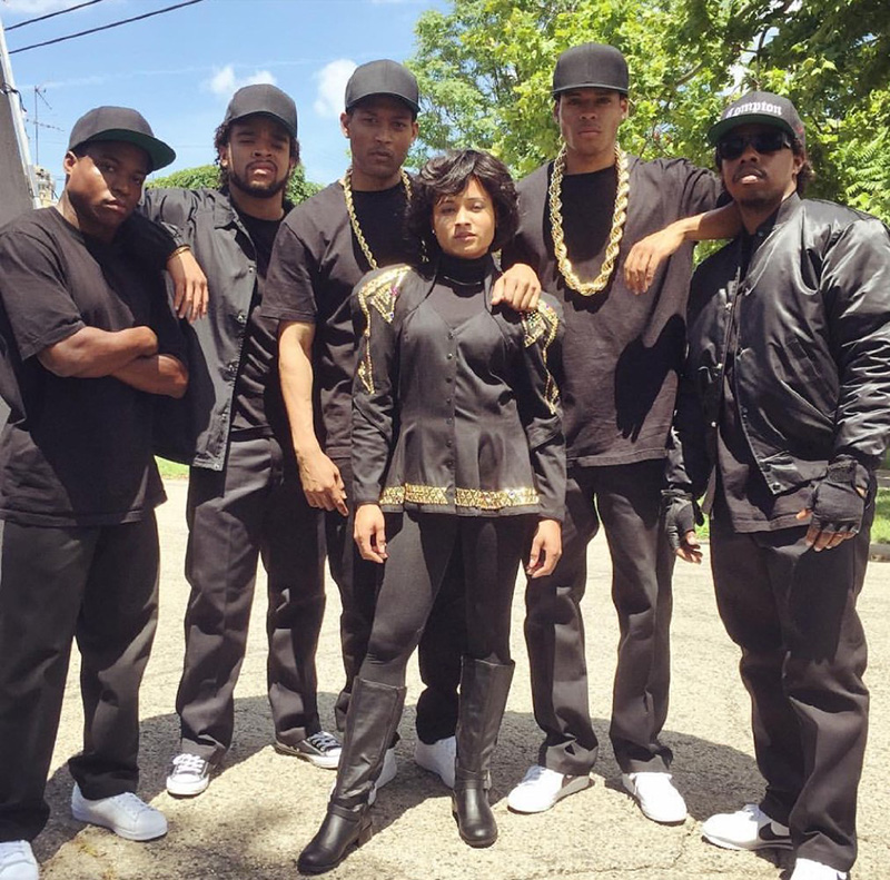 "Cast of Lifetime's ""Surviving Compton"""
