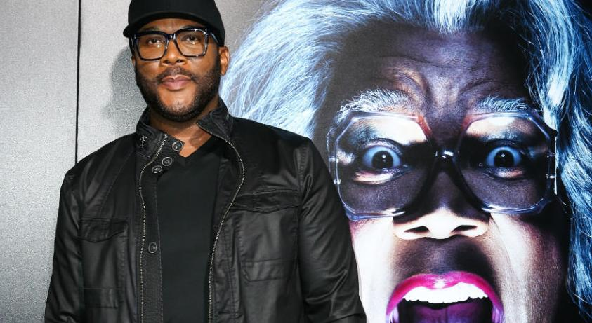 Tyler Perry: Director Working On Sequel to 'Boo! A Madea Halloween'