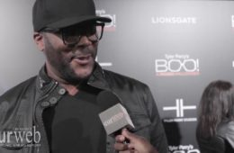 tylerperry-boo-red-carpet