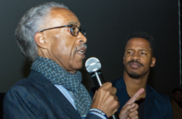 al sharpton, nate parker, the birth of a nation