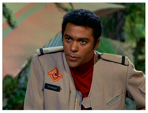 Don Marshall in Land of the Giants