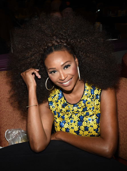 "Model and television personality Cynthia Bailey attends the premiere of Syfy's ""Sharknado: The 4th Awakens"" at the Stratosphere Casino Hotel on July 31, 2016 in Las Vegas, Nevada."