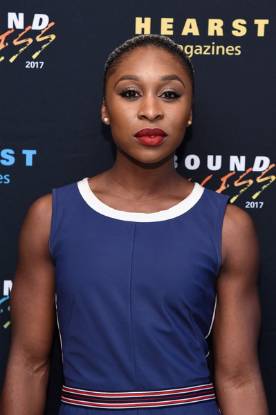 Actress Cynthia Erivo attends Hearst MagFront 2016 at Hearst Tower on October 25, 2016 in New York City.