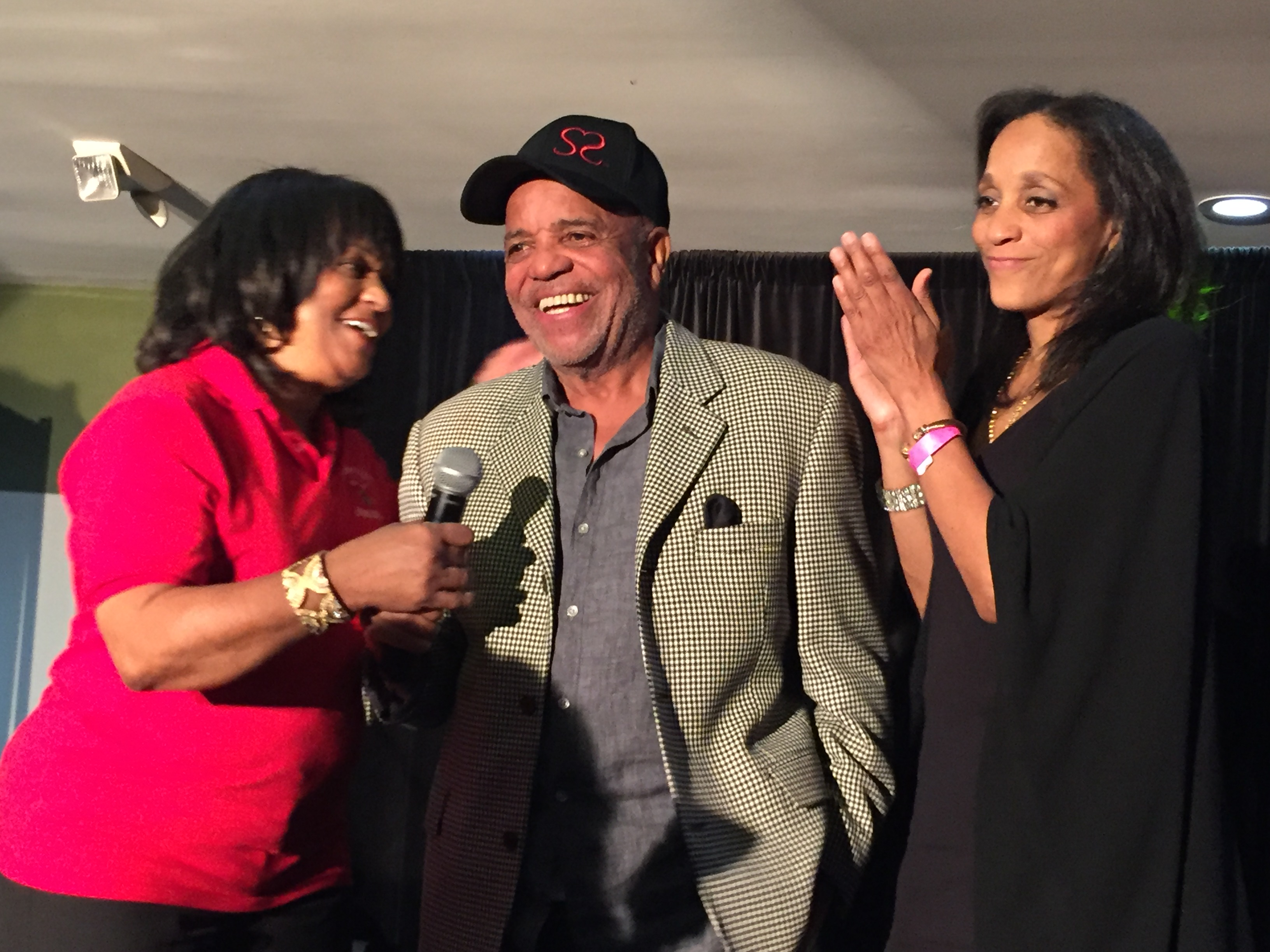 Gordy Movie Cast intended for berry gordy and 'motown alumni' show for fuller b. gordy strikefest