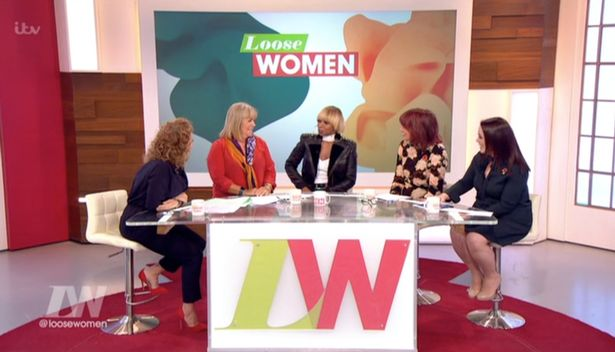 Mary J. Blige on UK chat show Loose Women