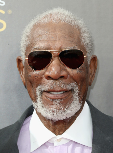 Actor Morgan Freeman attends the 2016 Creative Arts Emmy Awards at Microsoft Theater on September 11, 2016 in Los Angeles, California.