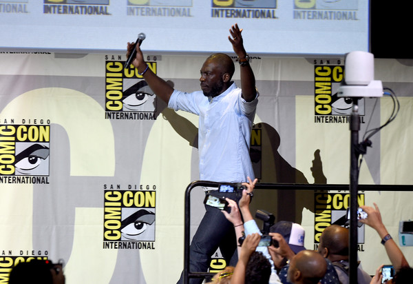 Director Rick Famuyiwa attends the Warner Bros. Presentation during Comic-Con International 2016 at San Diego Convention Center on July 23, 2016 in San Diego, California.
