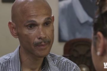 "James DeBarge on WE TV's ""Growing Up Hip-Hop'"