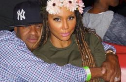 Vincent Herbert and Tamar Braxton