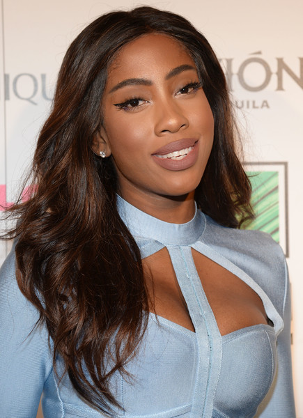 Singer-songwriter Sevyn Streeter attends NYLON Nights Los Angeles, in celebration of the October It Girl issue hosted by cover star Tinashe, at Doheny Room on October 13, 2016 in West Hollywood, California.