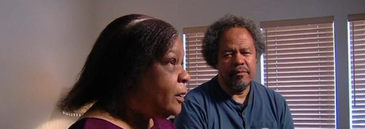 Wendell Harvey and his wife Gale Griffin