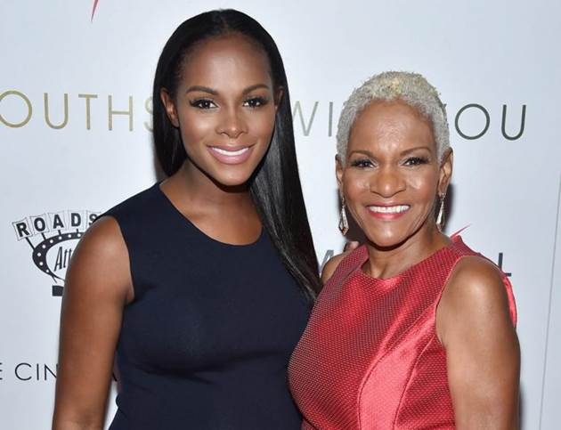 Tika Sumpter, mother
