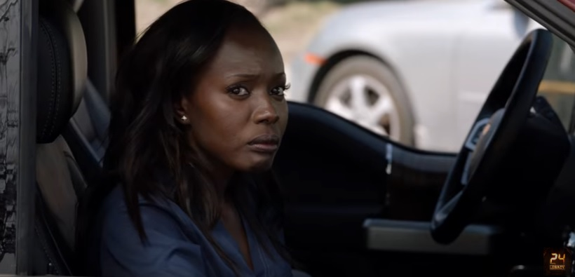 Anna Diop in '24: Legacy'