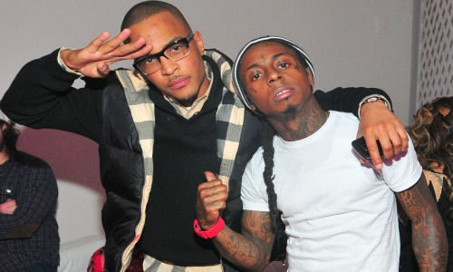 TI Rips Lil' Wayne For His Black Lives Matter Comments