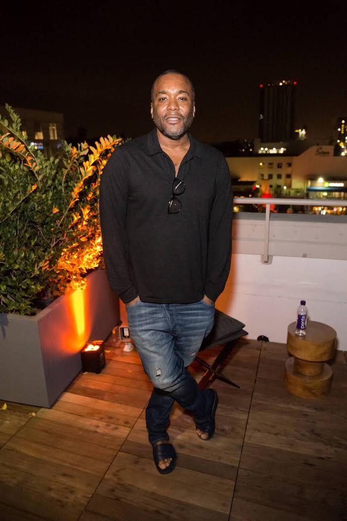 "Lee Daniels at screening for ""Star"" at Neuehouse Hollywood. CR: Willy Sanjuan/Fox"