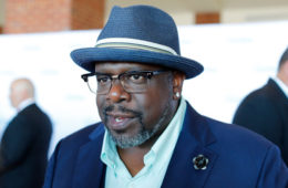 "Cedric the Entertainer walks the red carpet at the 2016 Starkey Hearing Foundation ""So the World May Hear"" awards gala at the St Paul RiverCentre on July 17, 2016 in St Paul, Minnesota."