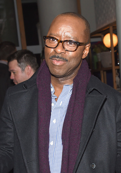 """Courtney B. Vance attends the Paramount Pictures with The Cinema Society & Svedka Host An After Party For """"Office Christmas Party"""" at Mr. Purple at the Hotel Indigo LES on December 5, 2016 in New York City."""