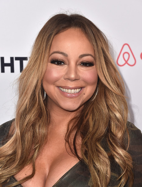 Recording artist Mariah Carey attends the 3rd Annual Airbnb Open Spotlight at Various Locations on November 19, 2016 in Los Angeles, California.