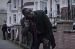 "Idris Elba in spoof of ""Luther"""