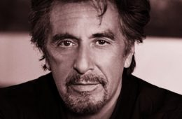 The legendary Al Pacino
