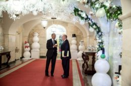 christmas white house obama