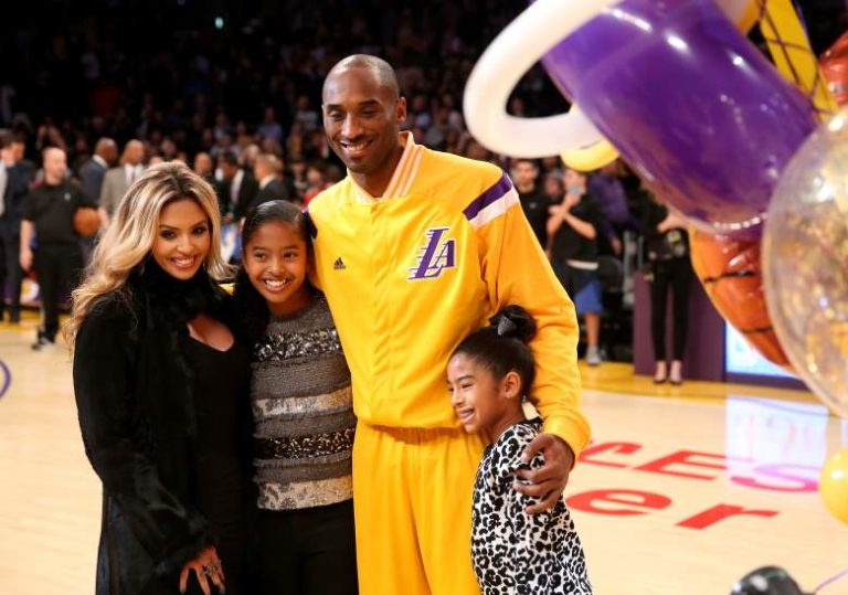 Pic! Kobe Bryant's Newborn Daughter Bianka