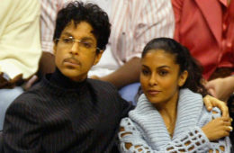 Prince and Manuela Testolini (credit: Matthew Simmons/Getty Images)