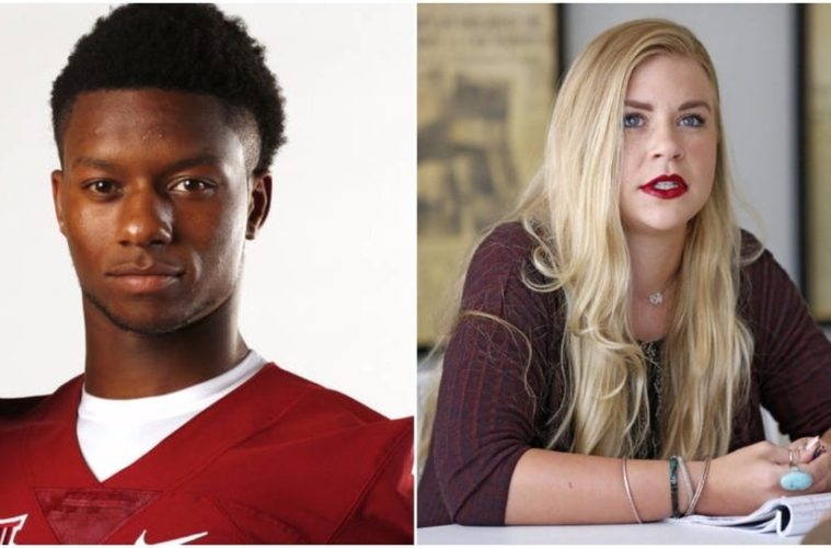 Video of Oklahoma football player Joe Mixon punching woman released