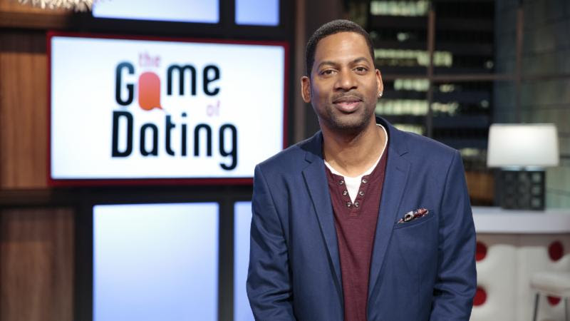 Tony rock, tv one, the game of dating
