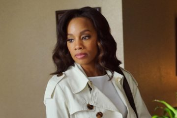 """The Quad"" pilot. Anika Noni Rose as Dr. Eva Fletcher. (Photo: Annette Brown/BET)"