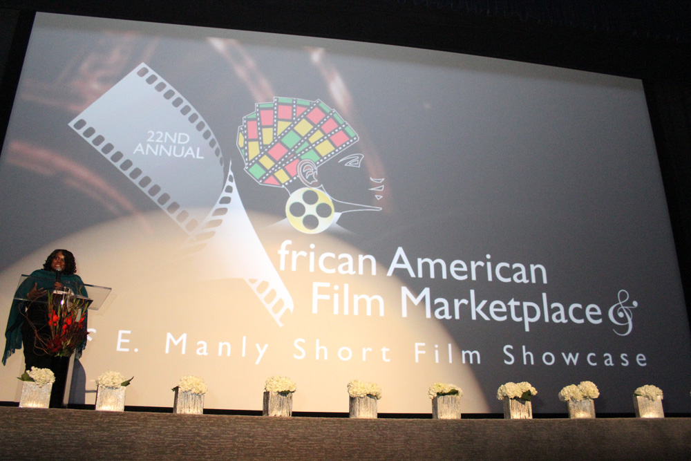 African American Film Marketplace and Sandra Evers Manly Short Film Festival happens again Jan 13-15, 2017 (Photo by Curtis Sabir- Courtesy of BHERC)