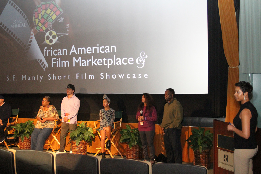 Highlights from 2016 BHERC Film Marketplace & S. E. Manly short film fest. Go to BHERC.org for info on the 2017 fest. (Photo by Curtis Sabir- Courtesy of BHERC)