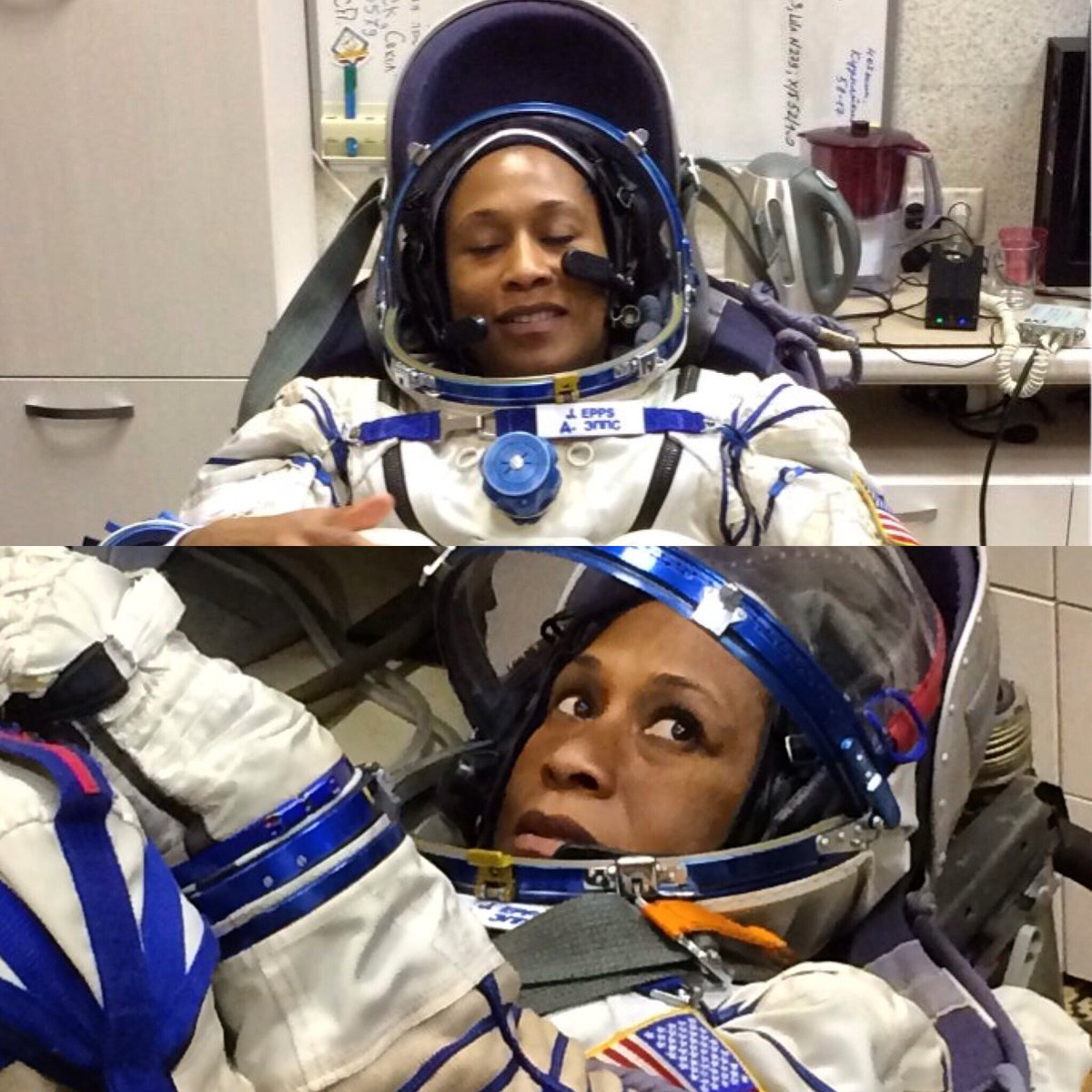 Jeanette J. Epps to Become First Black Astronaut to Board ...