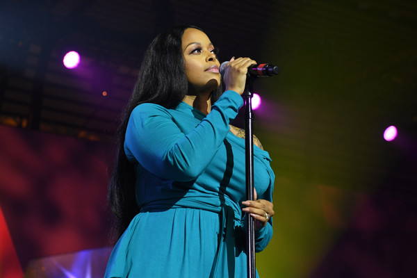 Singer Chrisette Michele peforms onstage at the 2016 ESSENCE Festival Presented By Coca-Cola at Ernest N. Morial Convention Center on July 3, 2016 in New Orleans, Louisiana.