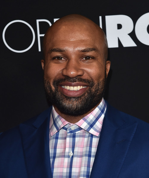 "Former NBA player Derek Fisher attends the Premiere of Open Road Films' ""Sleepless"" at Regal LA Live Stadium 14 on January 5, 2017 in Los Angeles, California."