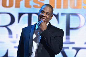 Jay Z speaks onstage during the Sports Illustrated Sportsperson of the Year Ceremony 2016 at Barclays Center of Brooklyn on December 12, 2016 in New York City.