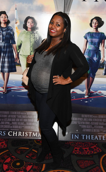 "Actress Keshia Knight Pulliam attends ""Hidden Figures"" advanced screening hosted by Janelle Monae & Pharrell Williams at Regal Cinemas Atlantic Station Stadium 16 on November 16, 2016 in Atlanta, Georgia."