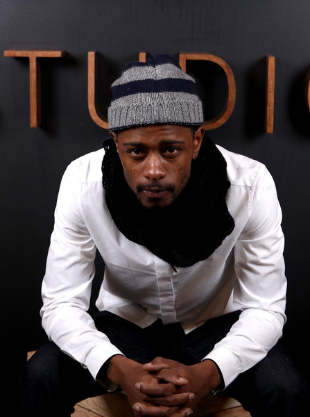 Actor Lakeith Stanfield of 'Crown Heights' attends The IMDb Studio featuring the Filmmaker Discovery Lounge, presented by Amazon Video Direct: Day Four during The 2017 Sundance Film Festival on January 23, 2017 in Park City, Utah.
