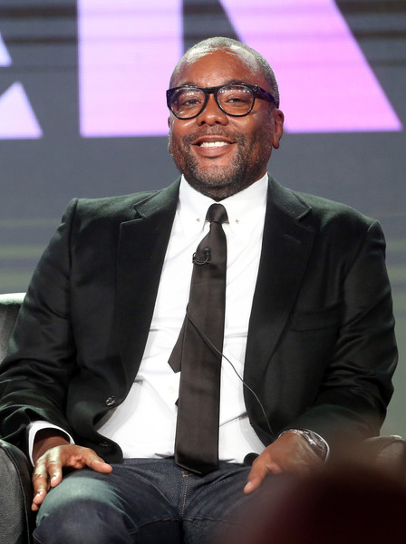 Co-creator/Co-writer/Executive producer Lee Daniels of the television show 'Star' speaks onstage during the FOX portion of the 2017 Winter Television Critics Association Press Tour at Langham Hotel on January 11, 2017 in Pasadena, California.