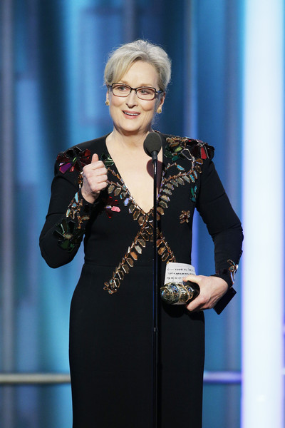 Donald Trump Calls Meryl Streep 'One of the Most Over-Rated Actresses in Hollywood'