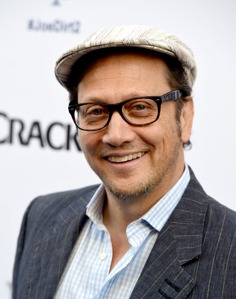 "Actor Rob Schneider arrives at the premiere of Crackle's ""Joe Dirt 2: Beautiful Loser"" at Sony Studios on June 24, 2015 in Culver City, California."